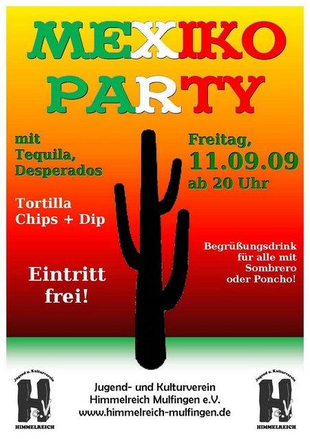 mexiko party